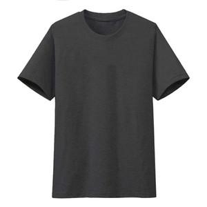 Mode Mens T-shirt T-shirt Summer T-shirt Haute Qualité Homme Styliste T-shirt Hip Hop Hommes Femmes Black Short Sleeve Tees Taille XS-XXXL