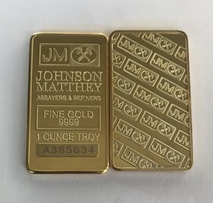 Jm Johnson Laser Bar Magnetic Non 28 Serial X Decoration With Gold Matthey 10 Mm Silver Pcs Oz Bar Plated Different Mm 50 Coin 1 jllNY