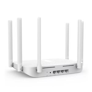 Оригинальный Youpin редми AC2100 маршрутизатор Gigabit Dual-Band Wireless Router Wi-Fi Repeater 6 Высокий коэффициент усиления антенны Шире Покрытие Easy Setup