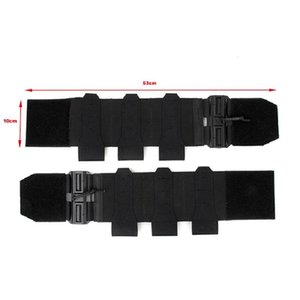 Tbs045-BK Tactical Vest Side Wall Quick Release Magnetic Suction Quick Release Fastener Magne