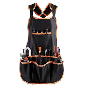 Work Apron tool 16 Tool Pockets belt Adjustable vest Apron for mans work and women with waterproof ap1
