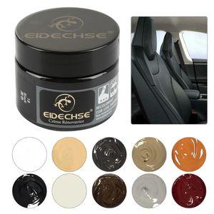 1pcs Multifunctional Leather Refurbishing Cleaner Repair Cream for Car Seat Sofa Color paste Renew Cleaning Kit Decontamination