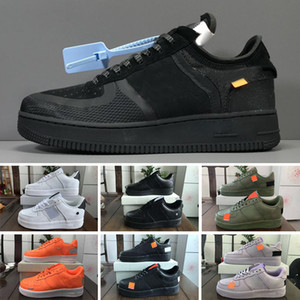 AF1 Flyknit 2020 Novo 1 Mens 2,0 Running Shoes Sneakers Off MCA Universidade Azul Esporte Casual skate Mulheres Low Chaussure Sapatos 36-45 freeshipping C35