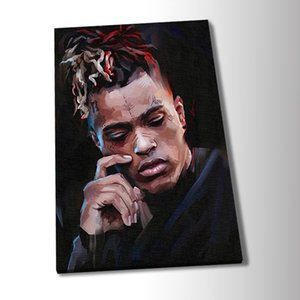 Poster of Jahseh Dwayne Ricardo Onfroy Modern Cool Canvas Art Poster and Prints Wall Picture for Living Room Decoration