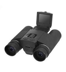 """10x25 Zoom Digital Binóculos Camera Telescópio 2 """"Display LCD Photo Video Recorder USB telescópios para caminhadas de escalada"""