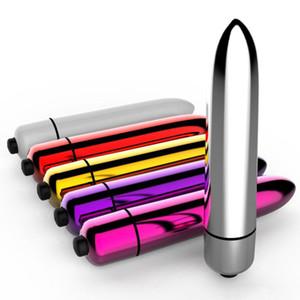 Mini Bullet Vibrator Dildo Vibrating Egg Clitoris Stimulator Adult Toy for Women