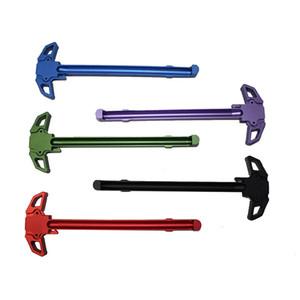 Части инструмента для ручки черной зарядки для металлической ручки AR-15 M4