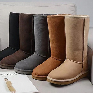 2020 Australian snow boots classic basic women's shoes Short Boots Men's shoes 1016222 thermal boots g2td#