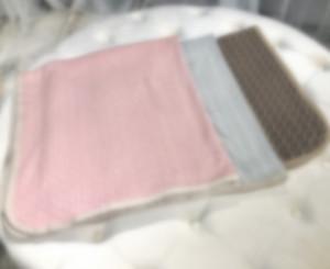 2020 Neugeborene Babydecke Kind Wolldecken Baby Wrap Weiche Kinder Kleinkind Kinderwagen Bettwäsche Decken 100 * 100 cm