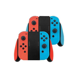 Game Controller Hand Grip Ns Joycon Charging Dock Station for Switch Joysitck High Speed Charge While Play