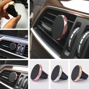 Magnetic Car Holder for Huawei Y9 2020 Car GPS Air Vent Mount Magnet Stand Holder on Honor 8 9 10 Lite for Xs Max