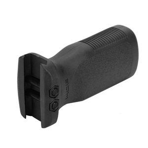 가벼운 무게 전술 Airsoft M-Lok 수직 그립 전방 앞으로 핸드 가드 레일 교체 페인트 볼 액세서리 용 ForeGrip