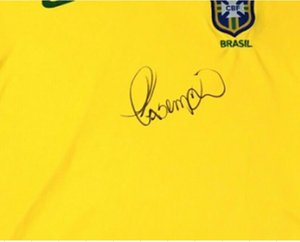 Casemiro very good quality collection best quality Signed signatured Autographed Jersey shirts