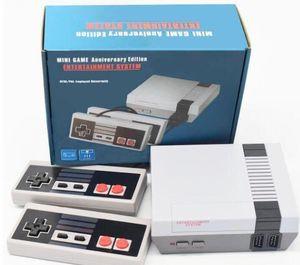 جديد وصول البسيطة التلفزيون يمكن تخزين 620 500 لعبة وحدة الفيديو المحمولة لألعاب ألعاب NES مع صناديق البيع بالتجزئة بسرعة