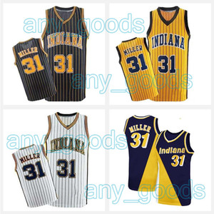 Indiana Pacers Miller hombres hijos 31 Reggie magia Tracy Penny Hardaway Shaquille ONeal 32 McGrady, Vince Carter Jonathan Isaac Raptors jerseys