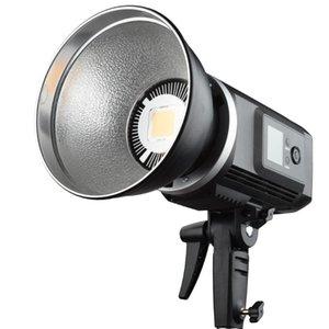 Godox SLB60 60W Super Power LED استوديو صورة ستروب الإضاءة الإضاءة + بطارية ليثيوم أيون + جهاز التحكم عن بعد + شاحن للتصوير