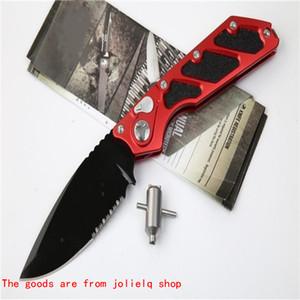 Killswitch DC Black Blade Mic White Recontend Klinge Jagd Klapptasche Messer Survival Messer Weihnachtsgeschenk für Männer Kopien D2 Oitxj Qynf