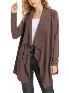 Designer 2021 new bat wing women's cardigan sweater fashion hem sweater cardigan