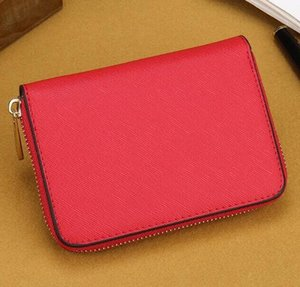 Hot sale 2020 fashion new ladies short wallet high quality coin purse card holder ready stock