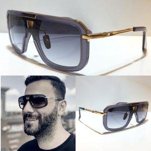 M Восемь солнцезащитные очки Мужчины Металл Ретро Специально унисекс Солнцезащитные очки Мода Стиль Плита Кадра UV 400 Зеркало Высокое Качество Поставляются с Пакет