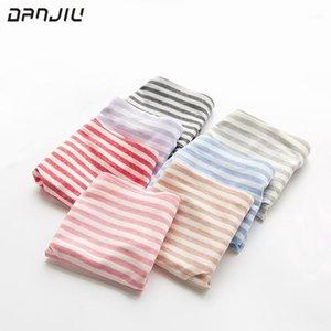Danjiu marca Briefs Venda Quente para Mulheres Sexy Algodão Underpants Stripe Underwear Mulher Calcinha Lingerie Mulheres Sem Emenda das Mulheres1