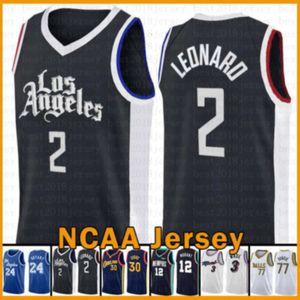 Kawhi Clipper 2 Leonard LosMeleklerLaClipper Basketbol Forması 2020 2021 Yeni Chris Anthony 1 Edwards 3 Paul Karl-Anthony Towns