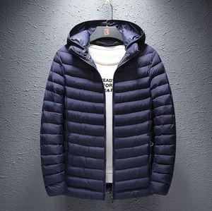 Custom light mens design parkas coats fashion winter warm men down coats hot zipper men sport jackets