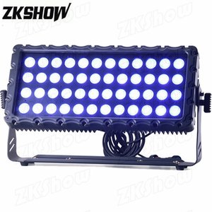 80% Off New 48*10W RGBW LED Flood Wall Washer Light Waterproof for City Tree Garden Park House Show Decoration Stage Lighting Fixture
