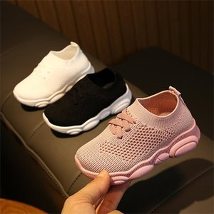 New Girls Children Casual Baby Boys Toddler Tennis Shoes Kids Sneakers Y201028