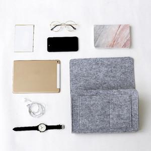 2020 New Portable Storage Bag Felt bedside storage bag student dormitory bed remote control book