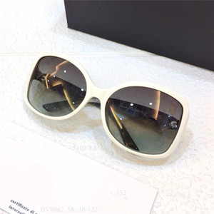 8065 sunglasses for men and women charming square fashion trend glasses frame high quality lock style plate full frame UV protection sunglas