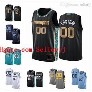 Özel vancouverMemphisGrizmaJA 12 Morant Jaren 13 Jackson Jr. Brandon 15 Clarke Grayson 3 Allen City Basketbol Formaları
