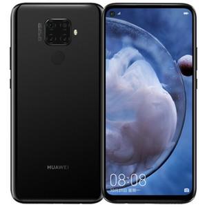 Оригинал Huawei Nova 5z 4G LTE сотовый телефон 6 ГБ ОЗУ 64 ГБ 128 ГБ ROM KIRIN 810 OCTA CORE 6,26 дюйма Полноэкранный экран 48mp отпечатков пальцев ID мобильного телефона