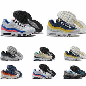 Scarpe da goccia Spedizione all'ingrosso Uomo Airs Cushion 95 OG Autentico 95s Nuove scarpe da camminata Dimensioni Dimensioni 36-46