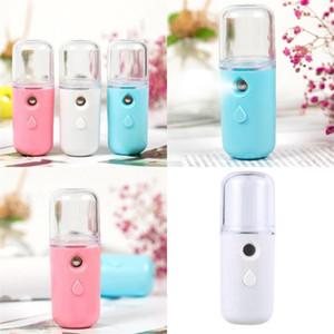 Лицо влага водоснабжения прибор нанометровый удерживают портативные косметологии женщины спрей бутылка мини-компактный увлажнитель USB Pillar 5 25Lb M2