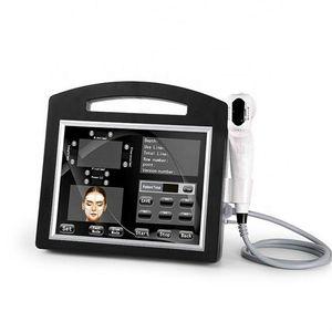 2020 Multifunktions-Hohe Intensität Fokus Ultraschallautomaten für Faltenentfernung Haut Anziehen Gesichtsheben Schnell Freies Verschiffen