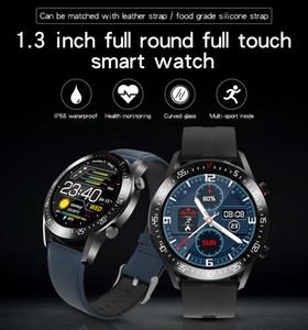C2 Smart Watch Men for Android iOS Smartwatch Heart Rate and Blood Pressure Monitor Fitness Sport Watches Waterproof
