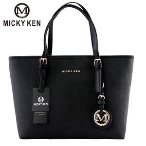 Micky Ken 2019 Nuove Donne Borse Borse in pelle PU Borse a tracolla Tas Fashion High Quality Femmina Messenger Bag Bolsos Mujer Sac a Main