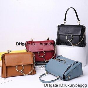 Bag Elegant2019 Joker Ring Handbag Genuine Leather Woman Package
