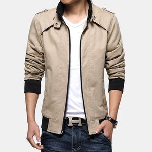 Winter jacket, men's jacket, fashionable casual cotton jacket