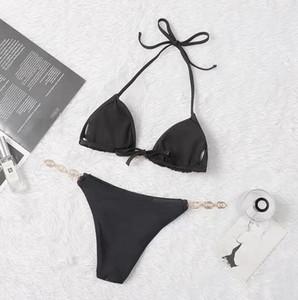 2021 Toptan Moda Bikini Yeni Kadın Plaj Mayo Süper Seksi Sıcak Bikini Lingerie 2 Parça Mayo Bandaj Seksi Mayo Seksi Ücretsiz