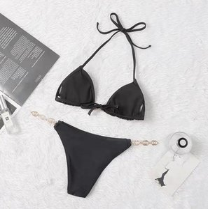 2021 Großhandel Mode Bikini Neue Frauen Strand Badeanzug Super Sexy Hot Bikini Dessous 2 Stück Badeanzug Verband Sexy Badeanzüge Sexy Gratis