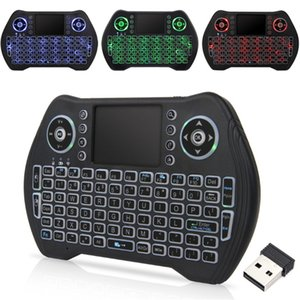 MT10 2.4 Wireless Mini Keyboard with Touch pad Mouse For PC, Pad, TV BOX gaming keyboard with various language keyboard combos