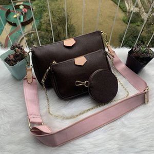 Venta caliente Nuevo estilo venta 3 pieza conjunto diseñadores bolsas mujer Crossbody bolsa de cuero genuino bolsos de lujo bolsos de lujo bolsos diseñadores Lady Tote Bag