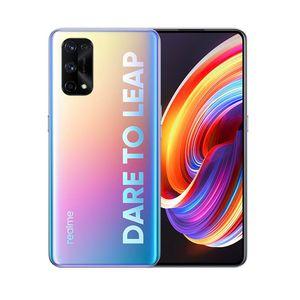 "Original Realme X7 Pro 5G Téléphone mobile 8GB RAM 128GB ROM MTK 1000 OCTA COE 64.0MP Android 6.55 ""Plein écran Digital ID Smart Cell Phone"