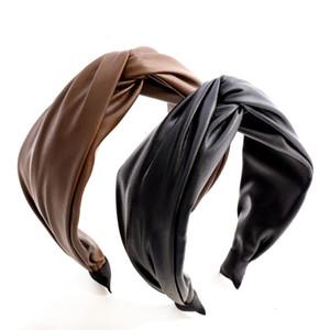 70% Скидка Скидка Кожа PU Пересекание Принадлежности для волос для волос Аксессуары для волос