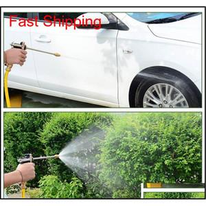 Hochdrucksprüher Metall Wasserschlauch Sprühdüse für Auto Waschen Rasen Wateri Qylqaw Hairflipper2011
