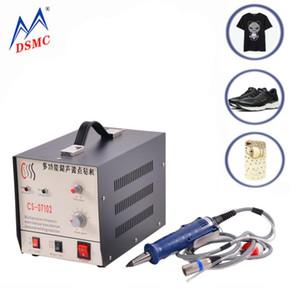 China supply crystal rhinestone applicator hot fix machine