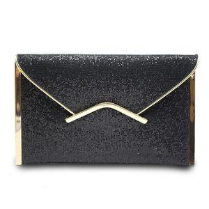 2020 New Women's Handbag Fashion Casual Sequin Design Clutch Bag High Quality Female Luxury Evening Dinner Bag