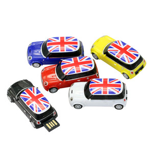 Creative Beetle U Disk 4G 8G 16G USB Flash 32G USB Mini Cooper Mini Car Usb Flash Drive Car Memory Stick Storage